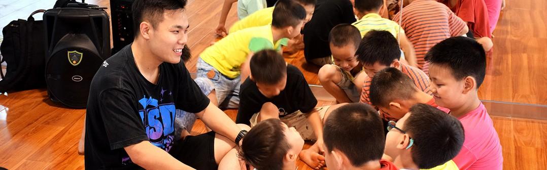 桃李缤纷 芳馥海艺——海艺培训学校开展丰富多彩体验课活动